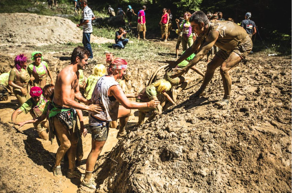The Mud Day, Frappa'dingue : les courses à obstacles se font un nom